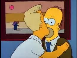 Homer and Carl