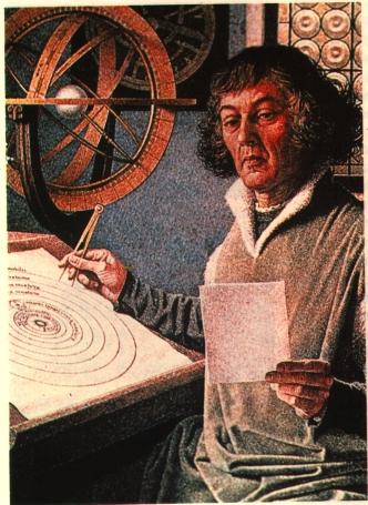 Николас Коперник