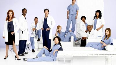 Die besten Paare von Grey's Anatomy