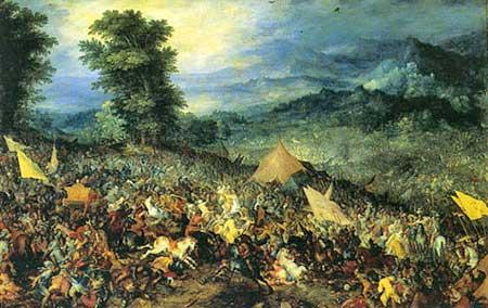 Битва при гаугамеле