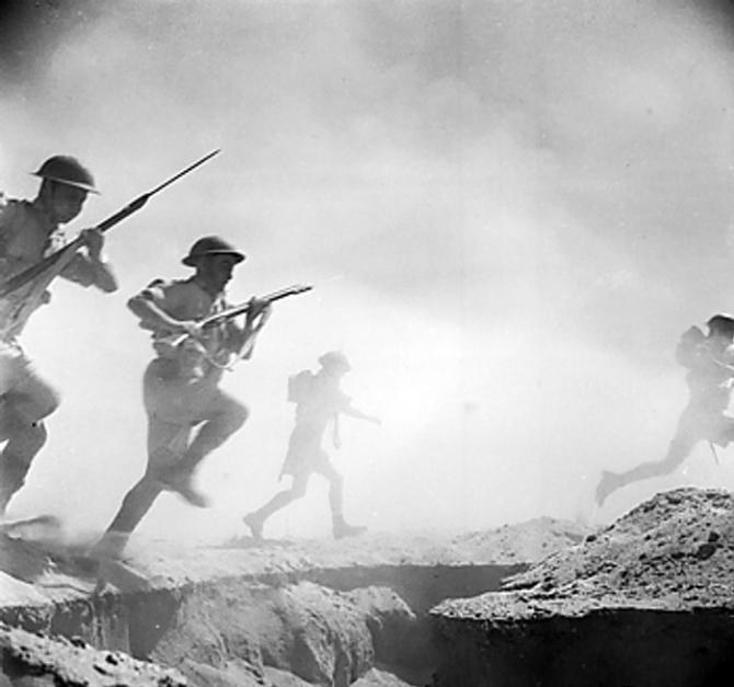Вторая битва при Эль-Аламейне