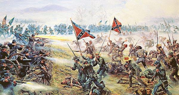 Битва при Геттисберге