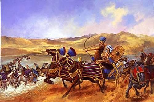Битва при Кадеш
