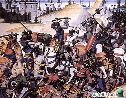 Битва при арсуфе