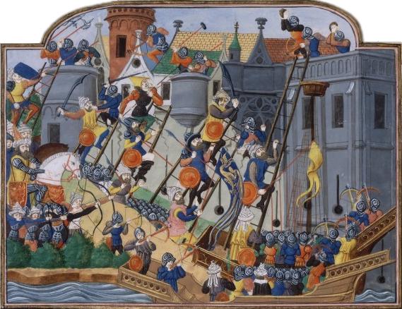 Константинопольская битва