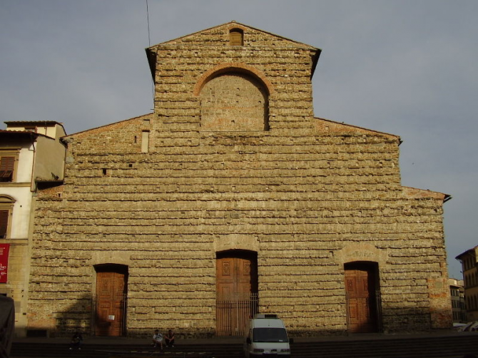Фасад Сан-Лоренцо (Флоренция)
