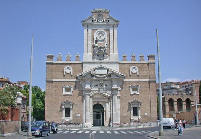 Порта Пиа (Рим)