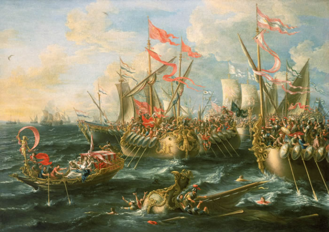 Actium Battle