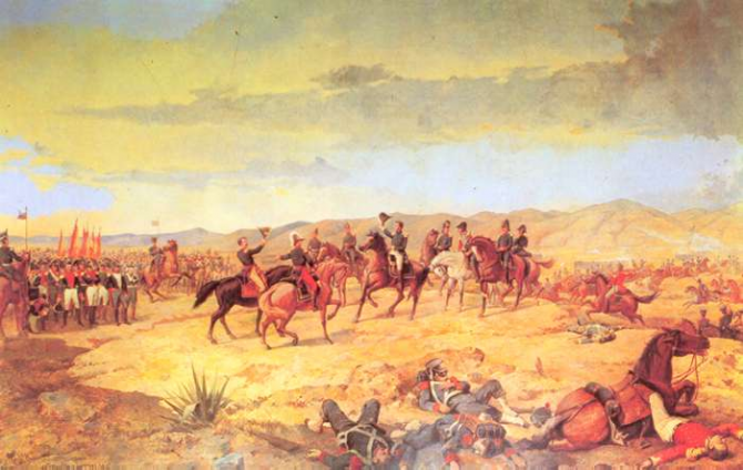 Batalha de Ayacucho