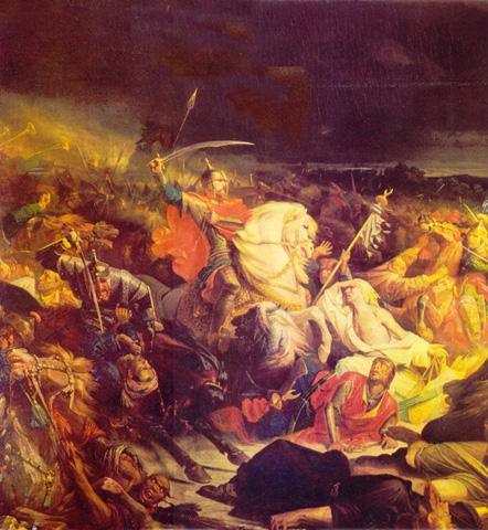 Batalha de Kulikovo