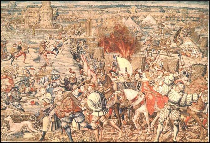 Batalha de Pavia