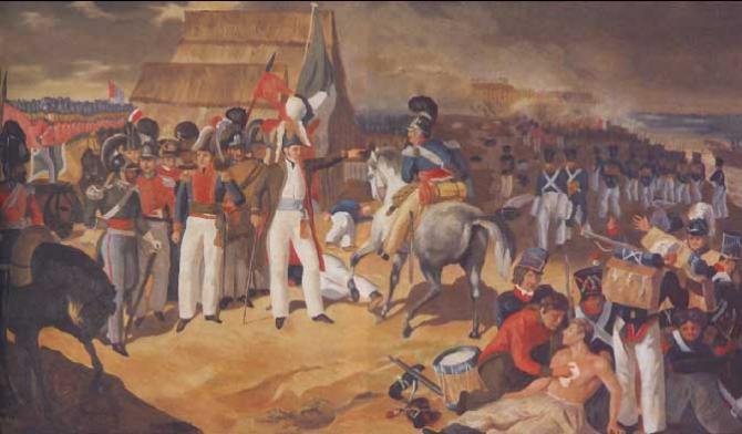 Batalha de Pueblo Viejo