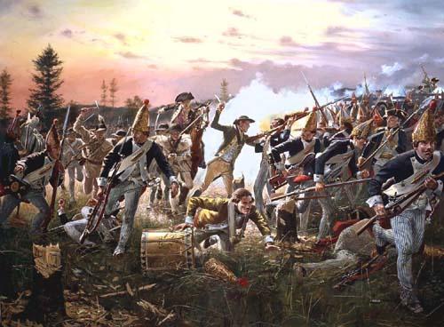 Batalha de Saratoga