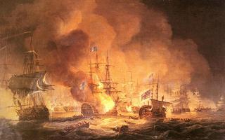 Batalha do Nilo