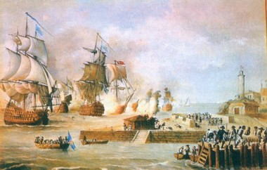 Battle of Cartagena de Indias