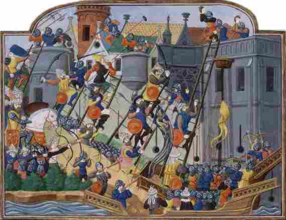 Battle of Constantinople