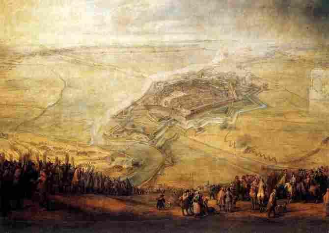 Battle of Gravelinas