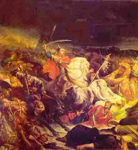 Battle of Kulikovo