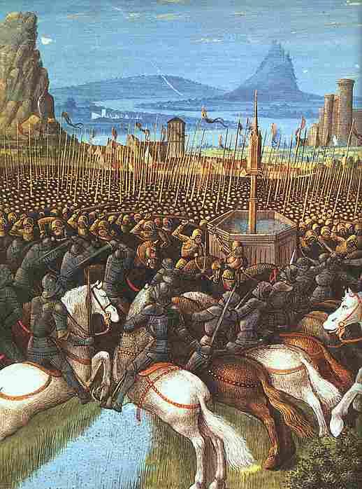 Battle of the Hattin Horns