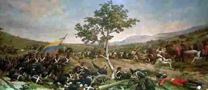 Carabobo's Battle