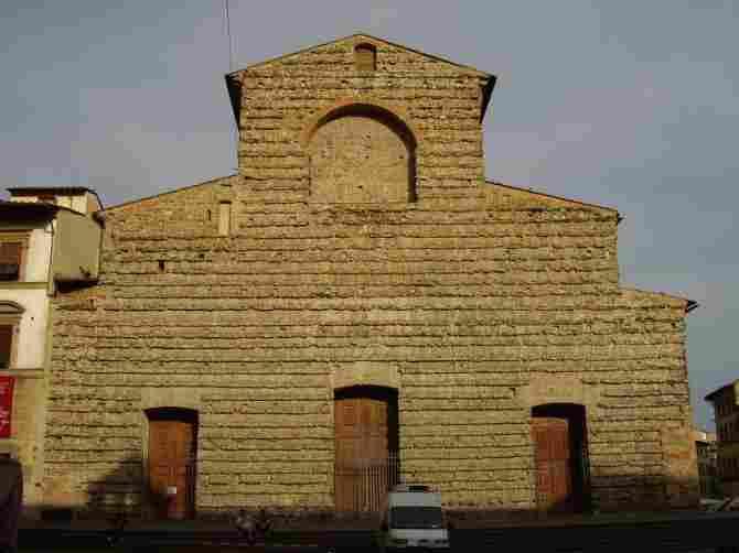 Facade of San Lorenzo (Florence)