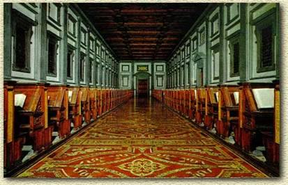 Библиотека Laurenciana (Флоренция)