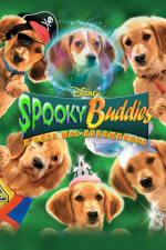 Spooky Buddies: A Casa Mal-Assombrada