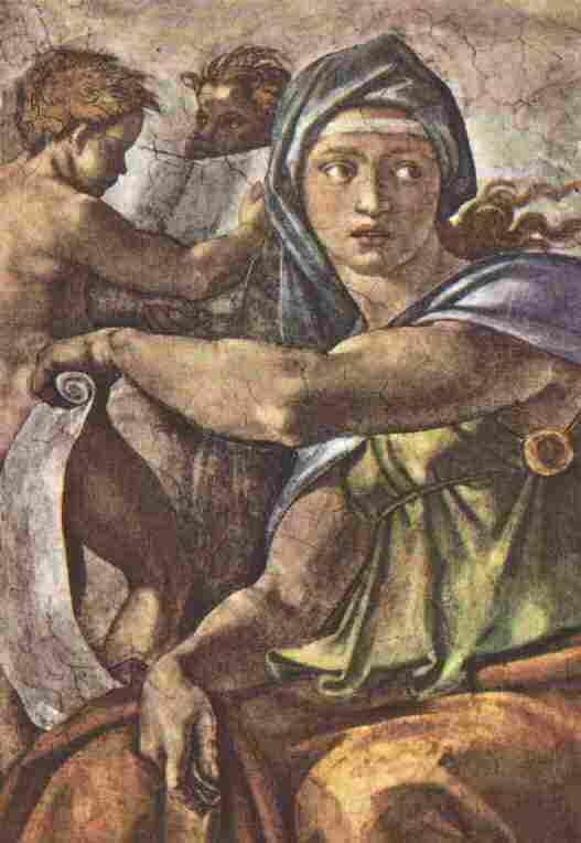 The Delphic Sibyl