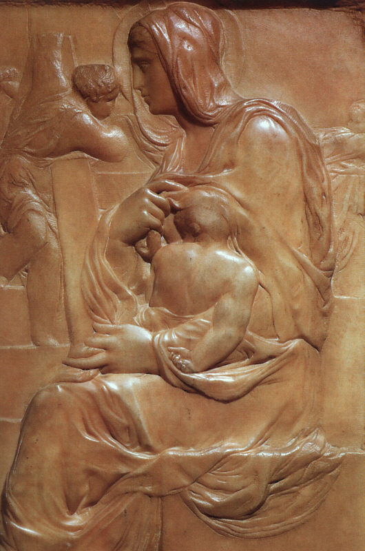 Virgin of the Stairs or Madonna of the Stairs