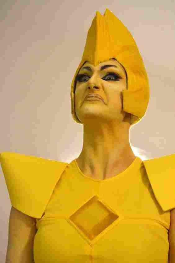 Yellow Diamond / Yellow Diamond