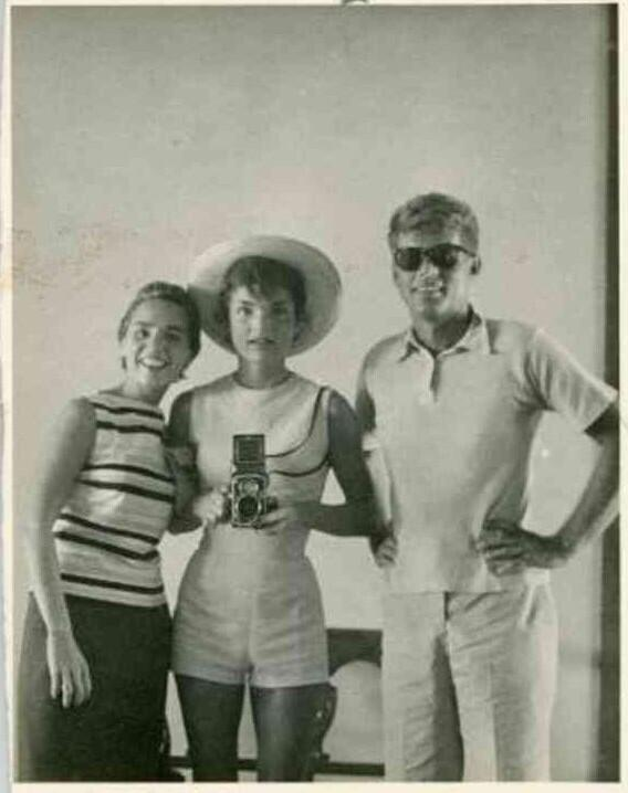 The first selfie in history