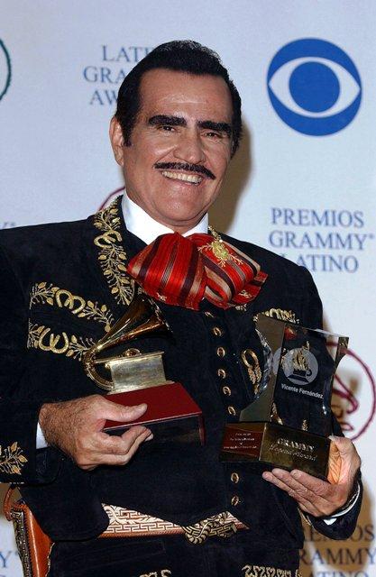 03 Vicente Fernandez (Mexico)