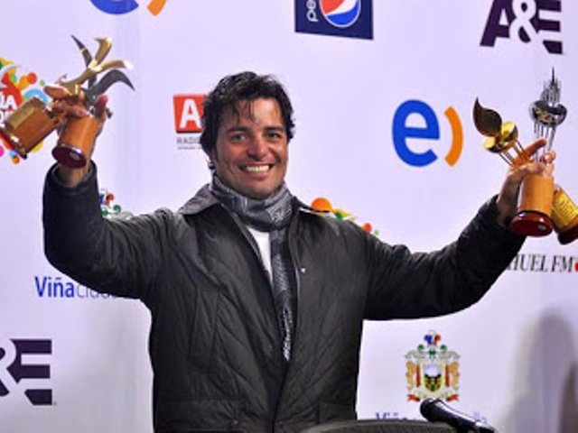 04 Chayanne (Puerto Rico)