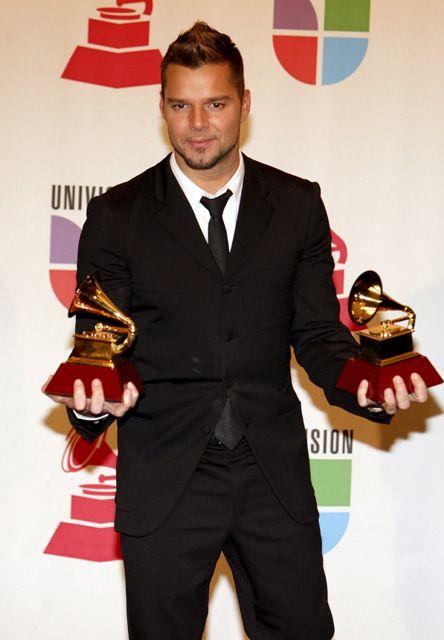 09 Ricky Martin (Puerto Rico)