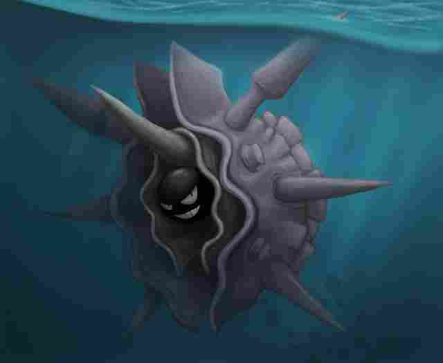 Cloyster