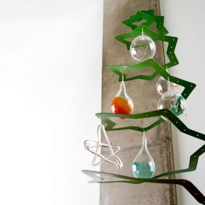 Árvore de Natal móvel