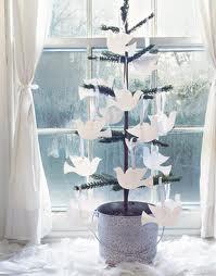 Árvore de Natal pacifista