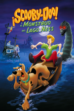 Scooby-Doo y el monstruo del lago Ness
