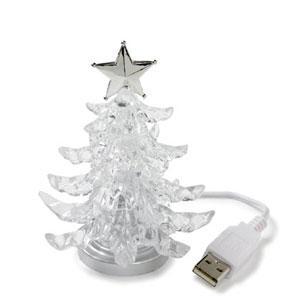USB memory Christmas tree