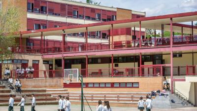 Sekolah swasta dan konser terbaik di Spanyol