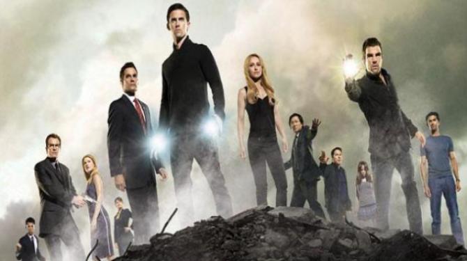 Los poderes sobrenaturales de la serie Héroes