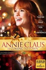 Annie Claus va in città