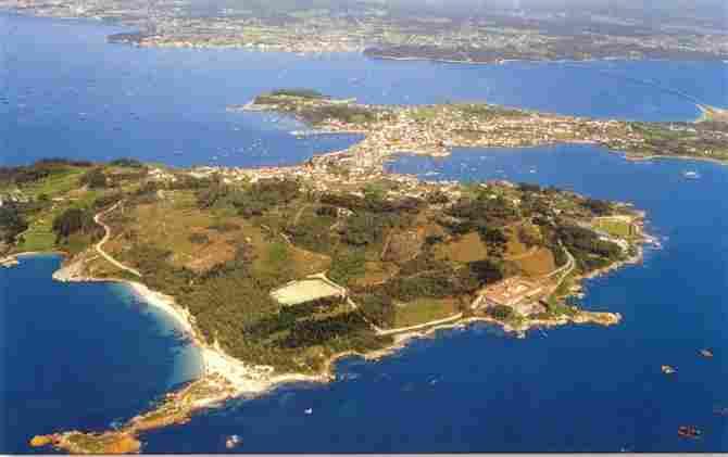 Arousa Island (Europe)