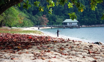 Ilha de Pangkor (Ásia)