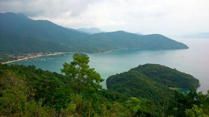 Ilha Grande in Rio de Janeiro