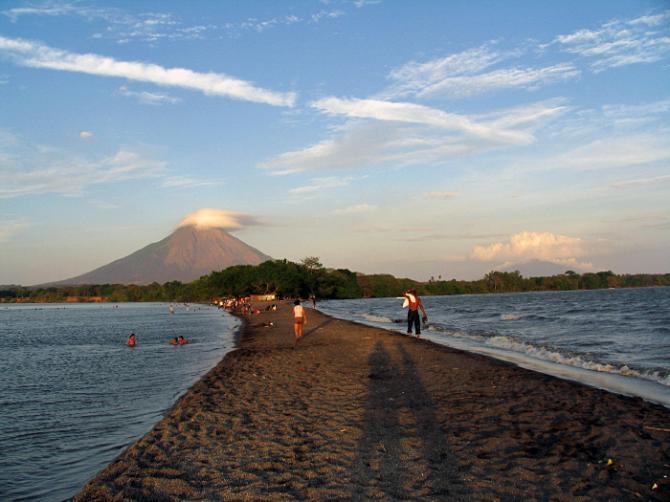 Ilha Ometepe (América)