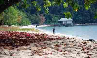 Pangkor Island (Asia)
