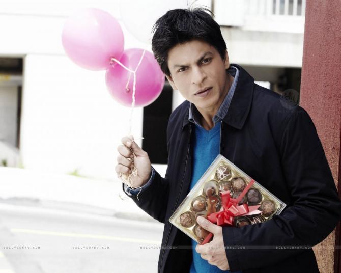 Shahrukh Khan - Mi nombre es Khan