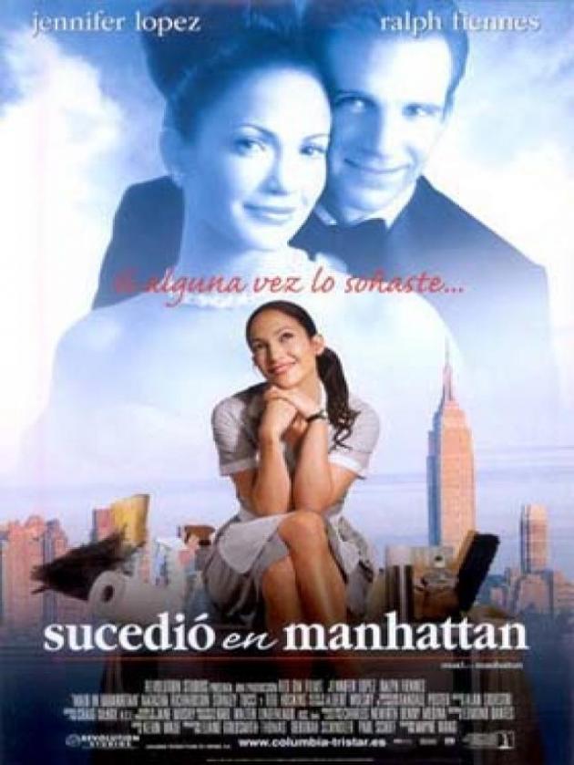 Isso aconteceu em Manhattan