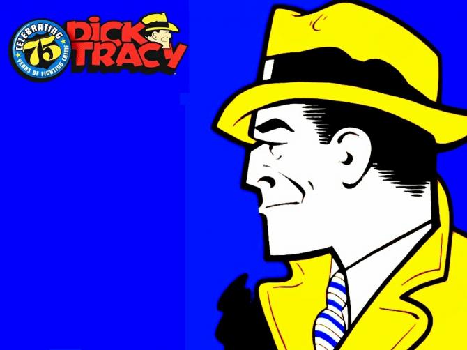 Дик Трейси